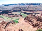 Horseshoe Bend Landscape near Page, Arizona — Stock Photo