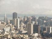 Gebouwen en de skyline van san francisco - californië — Stockfoto