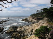 Landscape of California Coast — Stock Photo