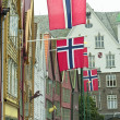Architecture of Bergen, Norway -  