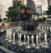 Architecture Detail of Kuala Lumpur, Malaysia — Photo