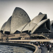 Stock Photo: Architecture detail of Sydney
