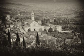 Architectural Detail of Assisi in Umbria — Stock Photo