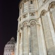 Cathedral of Pisa in Miracles Square - Italy — Stock Photo