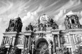 Berlin, berliner dom dom in deutschland — Stockfoto