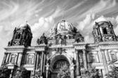 Cattedrale di berlino, berliner dom in germania — Foto Stock