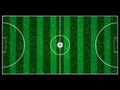 Piłka nożna stadion — Wektor stockowy