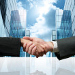 Business handshake — Stock Photo #11015505