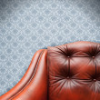 Vintage sofa — Stock Photo #11015840