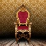 Vintage armchair — Stock Photo #11016289