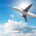 Fast airplane — Stock Photo #11016338