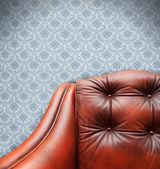 Canapé vintage — Photo
