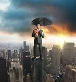 Concept de protection d'assurance — Photo
