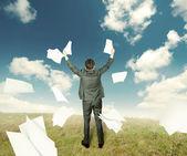 Successo nel business — Foto Stock