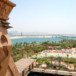 Stock Photo: Aquaventure waterpark of Atlantis Palm hotel, Dubai, UAE
