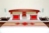 Interni appartamento in villa di lusso, bentota, sri lanka — Foto Stock