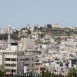 Stock Photo: Hebron city diveded between jews and arabs