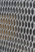 Wire netting grid — Stock Photo