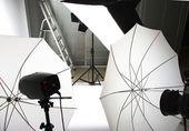 Photostudio — Stock Photo