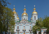 Cathedral Nikolsky — Stock Photo