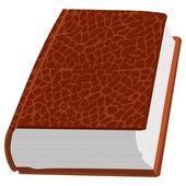 Vintage bok — Stockvektor