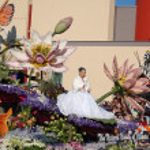 Rose Parade Pasadena — Stock Photo