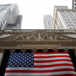 New York Stock Exchange — Stock Photo #11013369
