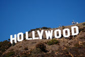Hollywood-skylten — Stockfoto