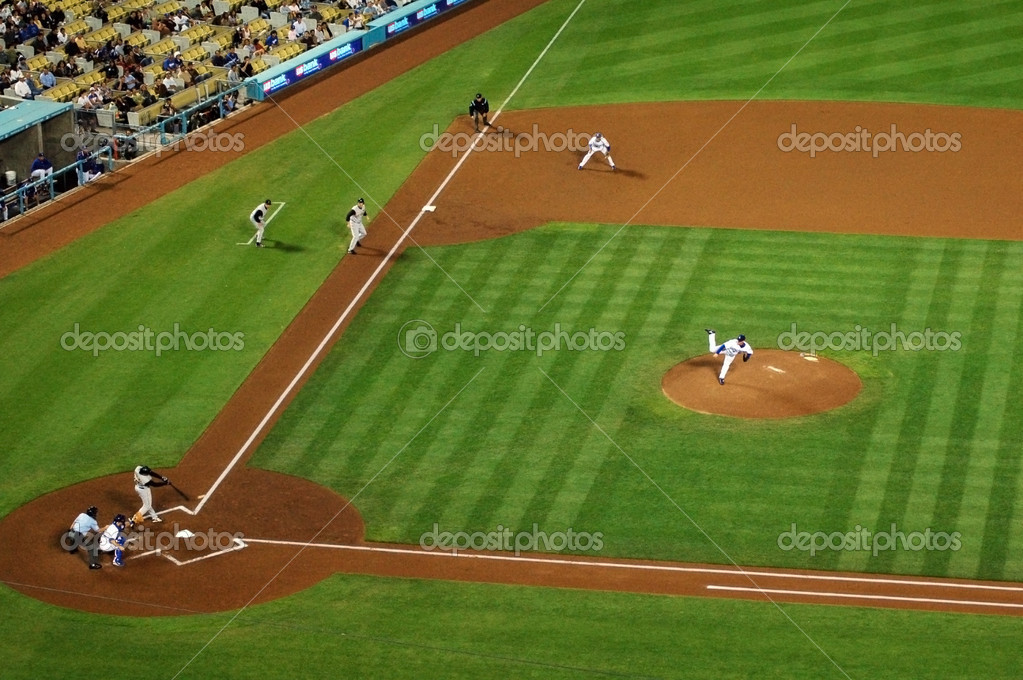 Los Angeles Dodgers Baseball Stadium Dodgers Baseball Stadium in