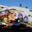 Rose Parade Pasadena 2011 - Stock Photo