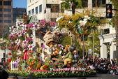 Rose parade pasadena 2011 — Stockfoto