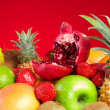 Mixed fruits - Foto Stock