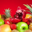 mixed fruits — Stock Photo #11375949