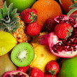 mixed fruits — Stock Photo #11375962