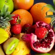 Mixed fruits - Stock Photo