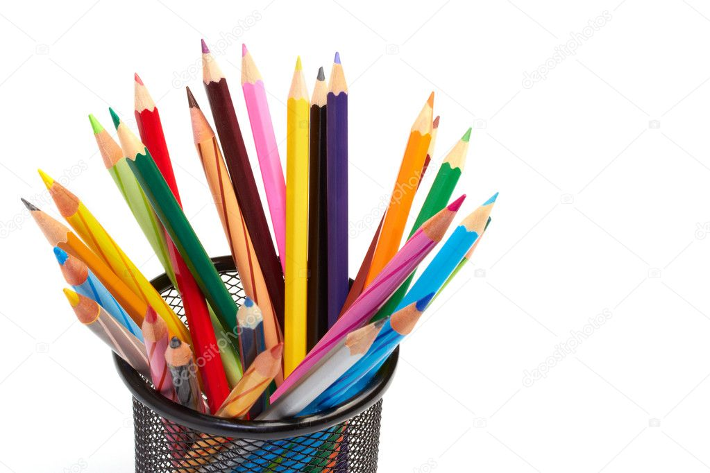 Colour pencils — Stock Photo #11726815