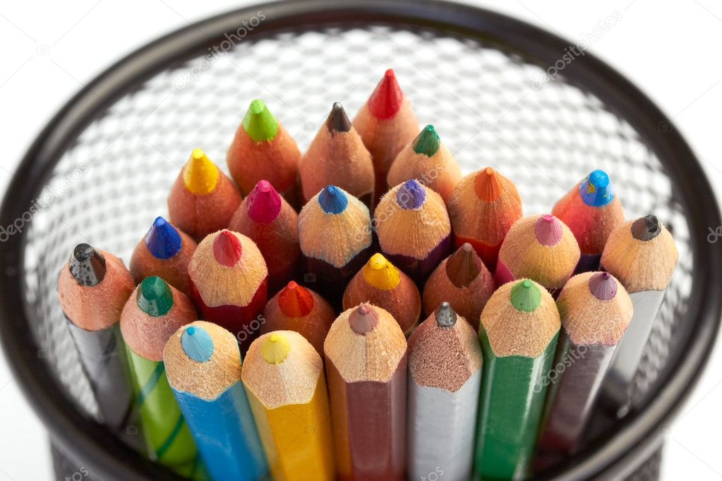 Colour pencils — Stock Photo #11726876