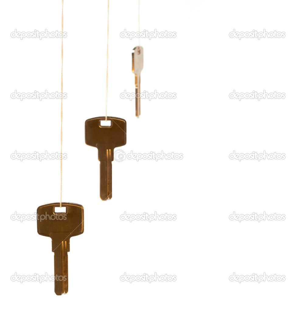 Three Keys — Stock Photo #11797167