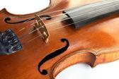 Fondo de violín — Foto de Stock