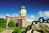 Old Swedish castle in Vyborg — ストック写真