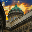 Kazan Cathedral, St. Petersburg, Russia — Stock Photo #11332456