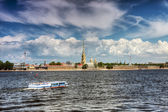 Peter and Paul Fortress, St. Petersburg — Foto de Stock