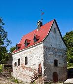 Burger XVI century manor is the oldest house in Vyborg — Stock fotografie