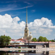 Peter and Paul Fortress - Stock fotografie
