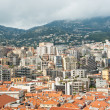 Monaco cityscape — Stock Photo