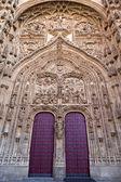 Salamanca New Cathedral (Catedral Nueva) — Stock Photo