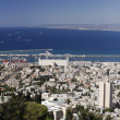 View of Haifa, Israel — Photo