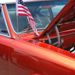 Photo: Classic american automobile.