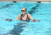 Pool day. — Stock Photo