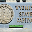 Wyoming state capitol. — Stock Photo #11783256